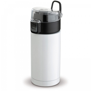Click-to-open Thermo cup