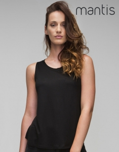 "Damski Tank Top ""Black Label"""