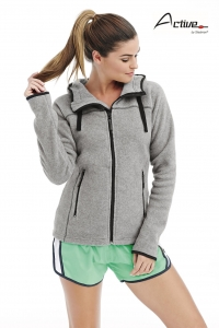 Damska kurtka Active Power Fleece