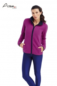 Damska kurtka Active Teddy Fleece