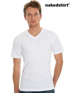 T-shirt v-neck Organic James