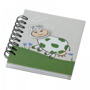 Notes 87x9750k linia Funny Cow
