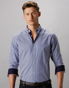 Koszula LS Tailored Fit Gingham
