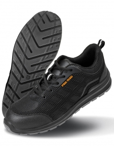 Buty All Black Safety Trainer