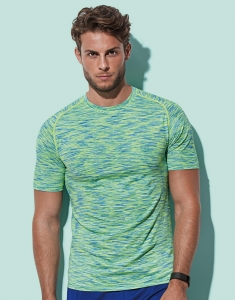 T-Shirt Active Seamless Raglan
