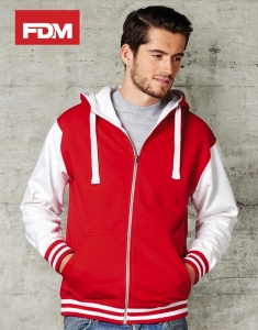 Bluza Active Zip z kapturem
