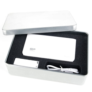 Set EG S52 - Power bank Silicon Power + pendrive Silicon Power 32GB