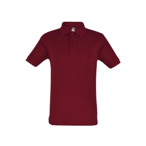 BERLIN. Męski polo t-shirt