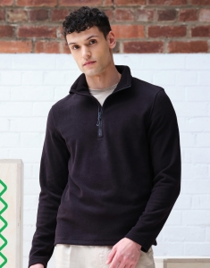 Polar Half Zip Honestly Made Recycled