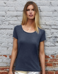 Damski t-shirt Triblend/women
