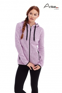 Damska kurtka Active Knit Fleece