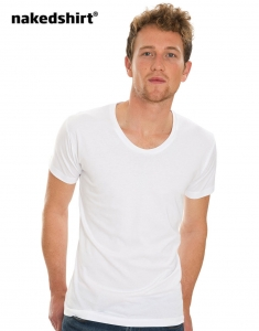 T-shirt Organic Scoop Neck Ben