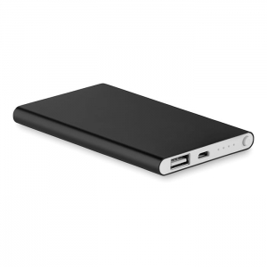 Płaski Powerbank 4000mAh, POWERFLAT