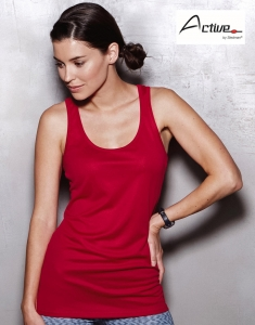 Damski Tank Top Active 140