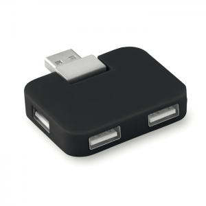 Hub USB 4 porty, SQUARE