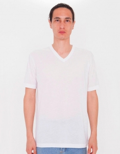 T-Shirt Unisex V-Neck do sublimacji