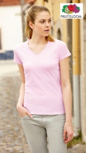 Podkoszulek Ladies Valueweight v-neck