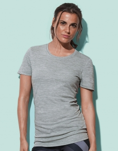 Damski T-Shirt Active Intense Tech